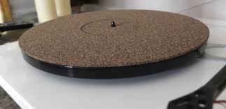 Analogue Studio <b>Cork</b> Rubber Turntable Mat