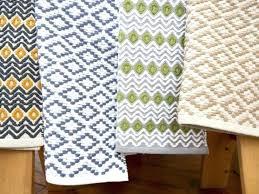 4 organic cotton rugs rag line