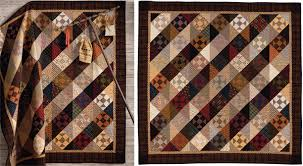 """Welcome to quilt country: creating a rustic look - Stitch This ... & Shoofly Pie quilt """" Adamdwight.com"""