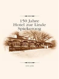 150 Jahre Hotel Zur Linde Spiekeroog
