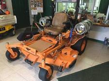 scag lawnmowers scag zero turn mower turf tiger dual fuel gas or propane
