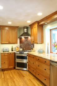 Natural Cherry Cabinets 17 Best Images About Cherry Wood Cabinet Kitchens On Pinterest