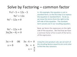 solve quadratic equations by factoring math solving quadratic equations by factoring math worksheets go answers