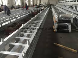 Ship Gangway Design Hot Item Marine Outfitting New Design 6m Aluminum Ladder Aluminium Gangway