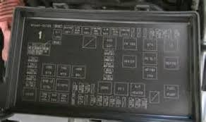 93 ford ranger fuse panel diagram images toyota 4runner fuse box location and diagram pictures