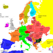 europe map countries. Fine Europe To Europe Map Countries N