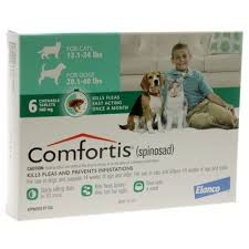 comfortis chewable tablets comfortis for dogs76