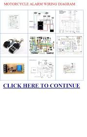 motorcycle alarm wiring diagram cyclone motorcycle alarm wiring motorcycle alarm wiring diagram