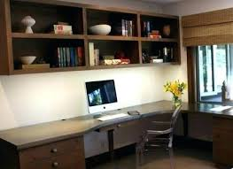 home office double desk. Double Sided Desk Home Office Two Desktop