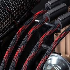 high tensile strength automotive wiring harness sleeve customized high tensile strength automotive wiring harness sleeve customized color