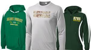Klein Forest High School Apparel Store Houston Texas Rokkitwear