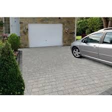 drivesett argent priora block paving project. Modren Block Image For Marshalls Drivesett Light Argent Priora Permeable Block Paving  Mixed Pack For Project A