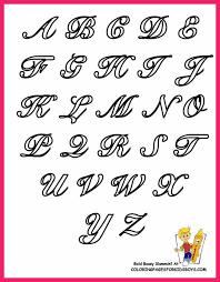 Cursive Letters Chart Uppercase Cursive Letters Bio Letter Format
