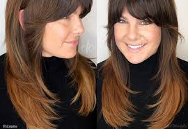 short layers on long hair 13 exles