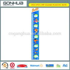 Growth Chart Design Funny Design Wholesale Infant Kids Baby Stuffed Plastic Measurement Growth Chart For Kids Height Measurement Wall Sticker Buy Plastic Measurement