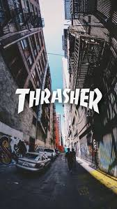 thrasher skateboard
