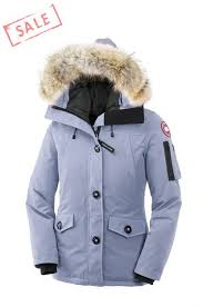 Designer luxurious Canada Goose Montebello Parka Arctic Frost Women s  Jackets Christmas Day Online