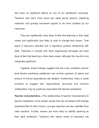 job satisfaction of teachers in primary schools likewise opportunities for professional development 36 also