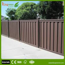 Small Picture Wall Fence Designs Veranda Fences Design Wood Plastic Composit