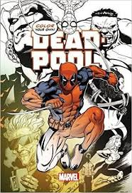 Small Picture Color Your Own Deadpool Ed McGuinness Tony Moore 9781302900519