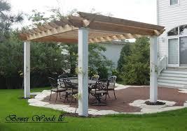 Small Picture Backyard Patio Arbor Designs With Garden Arbors Pergolas