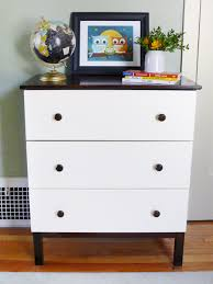 tarva dresser ikea. A DIY Ikea Tarva Dresser For Our Modern Kid | RatherSquare.com