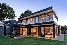 Small Picture Modern Home Designs Private Residence Design Modern Home By