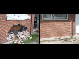 Repair Holm Restoration - Exterior brick repair