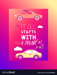 Dream Automotive Lighting Dream Car Dreaming Automobile Vehicle