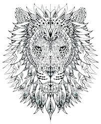 Advanced Animal Coloring Pages Advanced Animal Coloring Pages Animal