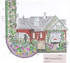 Small Picture Garden Design Layout Design Ideas