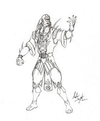 Small Picture Download Coloring Pages Mortal Kombat Coloring Pages Mortal