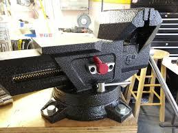 table vise home depot. perfect visibility mechanics bench vise swivel base650hv the home depot table e