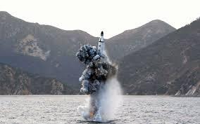 تيلرسون :  التجربة الصاروخية الكورية الشمالية امر مُحبط ومُقلق