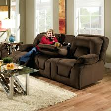 sofa with drop down table double reclining sofa with drop down table for casual family room sofa with drop down table chestnut power double reclining