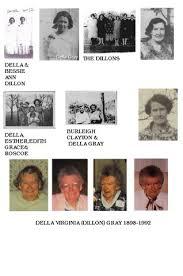 DELLA V GRAY (DILLON) (1898 - 1992) - Genealogy