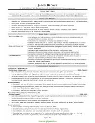 Beautiful Resume For Sales Manager In Real Estate Ornament