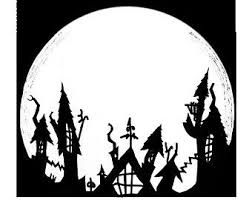 The nightmare before christmas, often promoted as tim burton's the nightmare before christmas, is a 1993 american stop motion musical it tells the story of jack skellington, a being from halloween town who opens a portal to christmas town and decides to celebrate the holiday. Pin On Halloween