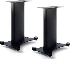 kef reference speakers. kef reference 1 speaker stands (pair) kef speakers