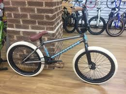 bsd passenger custom bike raw sand chocolate alans bmx bike