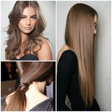 Light Brunette Hair Color Shades