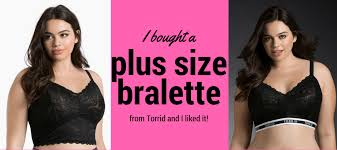 Searching For A Plus Size Bralette I Found Them At Torrid