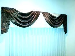 E Southwest Window Valances Southwestern Treatments Semi Opaque  Polyester Rooster Printed Style