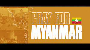 Pray for Myanmar (Myanmar Song) မြန်မာသီချင်း - YouTube