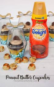 Cupcake Ideas For Bake Sale Bake Sale Recipe Winner Reeses Peanut Butter Cup Cupcakes Frog
