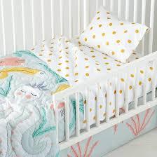 marine queen toddler sheet set