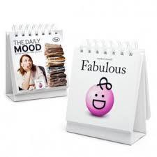 Emoji A Day A Daily Mood Flip Chart Daily Mood Indicator
