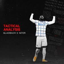 Tudo sobre o clube m´gladbach (1. Tactical Analysis Inter Vs Borussia Monchengladbach Breaking The Lines