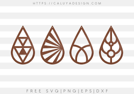 Rated 5.00 out of 5 based on 2 customer ratings. Free Svgs For Faux Leather Earrings