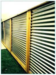 corrugated metal fence panels exotic corrugat corrugated metal fence cost panel panels to build rug designs